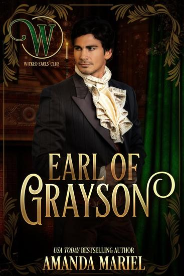 Earl of Grayson - Wicked Earls' Club - cover