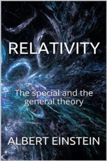 Relativity: The special and the general theory - cover