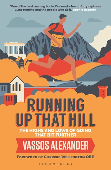 Running Up That Hill - The highs and lows of going that bit further - cover
