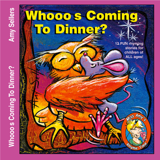 Whooo's Coming to Dinner? - cover