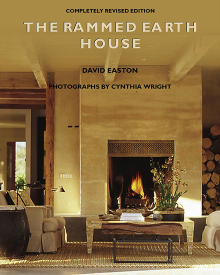 The Rammed Earth House - cover