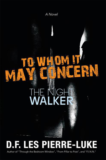 To Whom It May Concern - The Night Walker - cover