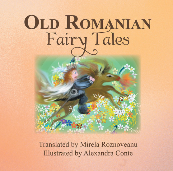 Old Romanian Fairytales - cover