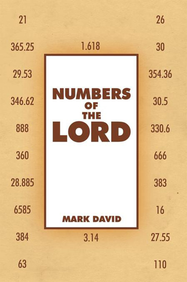 Numbers of the Lord - cover