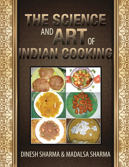 The Science and Art of Indian Cooking - Indian Cooking - cover