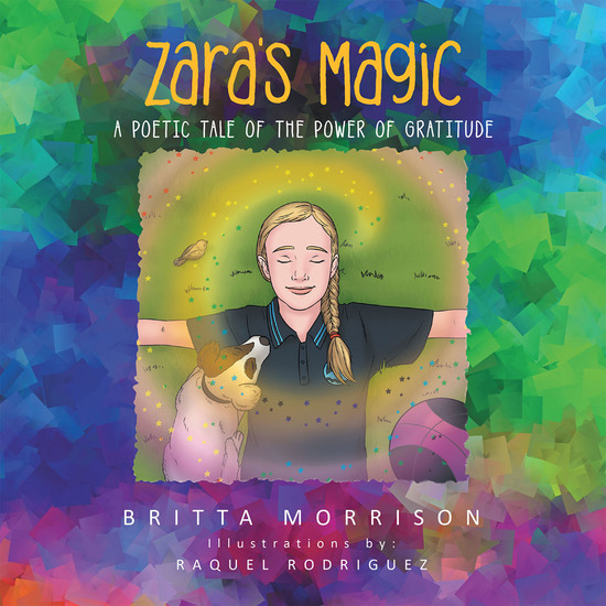 Zara's Magic - A Poetic Tale of the Power of Gratitude - cover