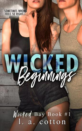 Wicked Beginnings - Wicked Bay #1 - cover
