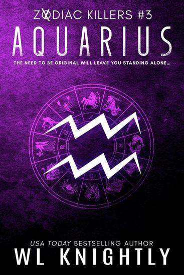 Aquarius - Zodiac Killers #3 - cover