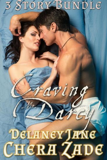 Craving Mr Darcy - cover