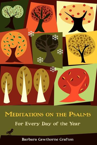 Meditations on the Psalms - For Every Day of the Year - cover