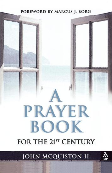 A Prayer Book for the 21st Century - cover
