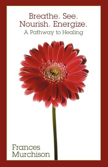 Breathe See Nourish Energize - A Pathway to Healing - cover