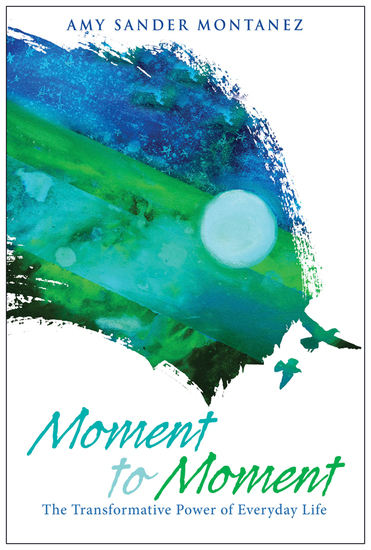 Moment to Moment - The Transformative Power of Everyday Life - cover