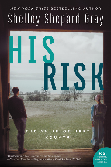 His Risk - The Amish of Hart County - cover