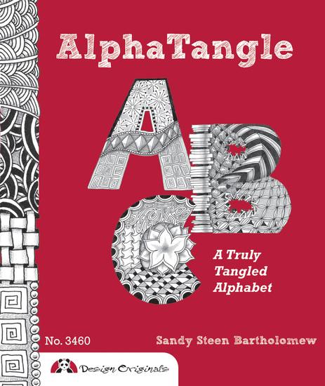 AlphaTangle - A Truly Tangled Alphabet - cover