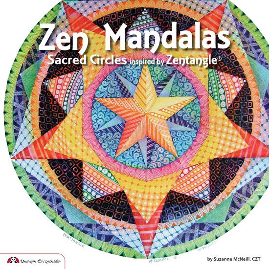 Zen Mandalas - cover