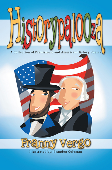 Historypalooza - A Collection of Prehistoric and American History Poems - cover