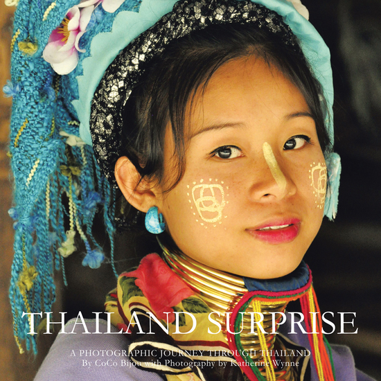 Thailand Surprise - A Photographic Journey Through Thailand - cover