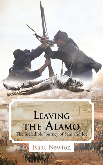 Leaving the Alamo - The Incredible Journey of Sam and Joe - cover