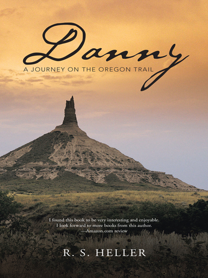 Danny - A Journey on the Oregon Trail - cover