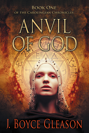 Anvil of God - Book One of the Carolingian Chronicles - cover