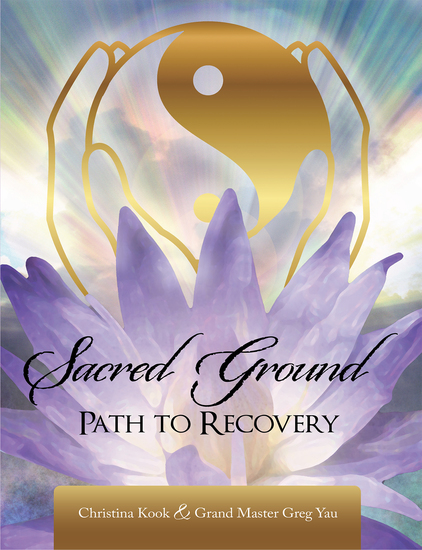 Sacred Ground - Path to Recovery - cover