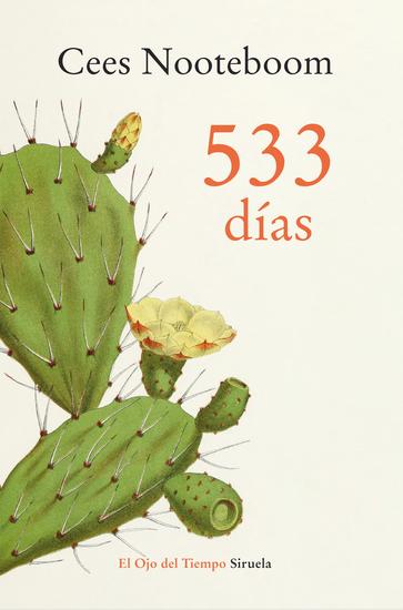 533 días - cover