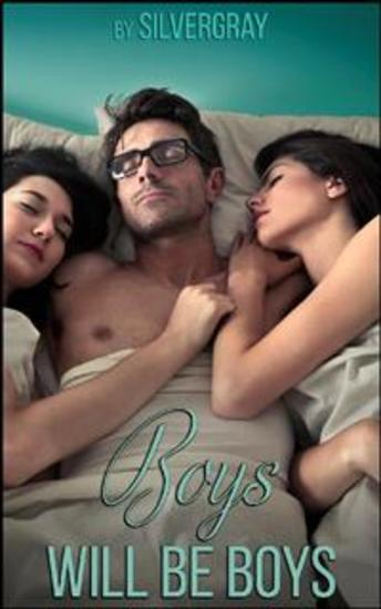 Boys Will Be Boys - 12 Erotic Stories - cover