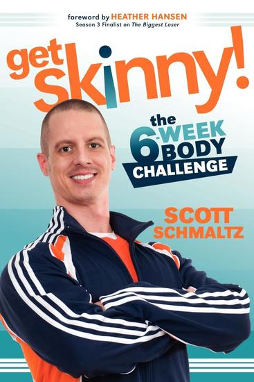 Get Skinny - The Six-Week Body Challenge - cover