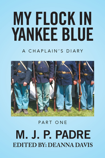 My Flock in Yankee Blue - A Chaplain'S Diary - cover