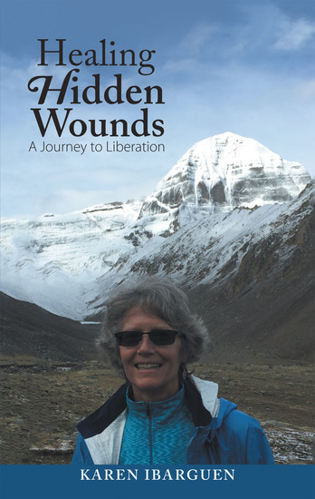 Healing Hidden Wounds - A Journey to Liberation - cover