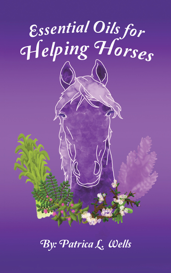 Essential Oils for Helping Horses - cover
