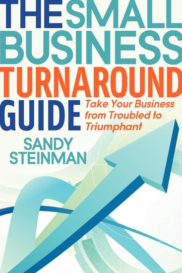 The Small Business Turnaround Guide - Take Your Business from Troubled to Triumphant - cover