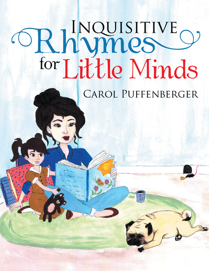 Inquisitive Rhymes for Little Minds - cover