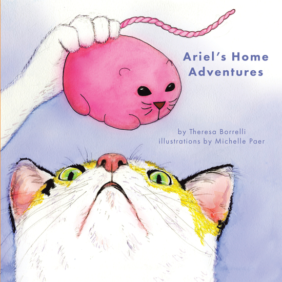 Ariel'S Home Adventures - cover