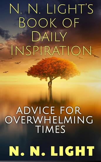 N N Light's Book of Daily Inspiration - cover