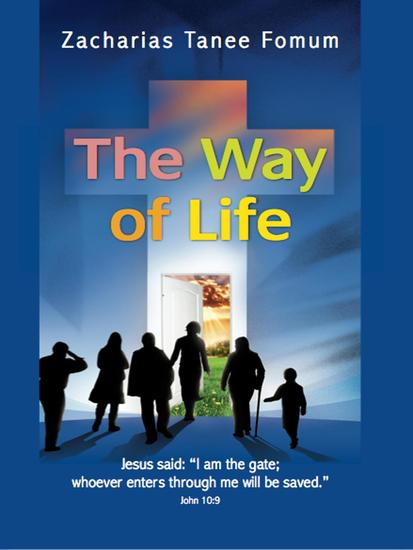 The Way of Life - The Christian Way #1 - cover