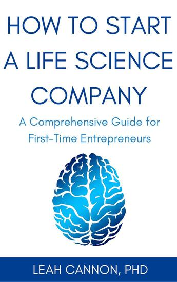 How to Start a Life Science Company - cover