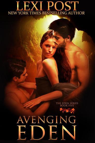 Avenging Eden - The Eden Series #5 - cover