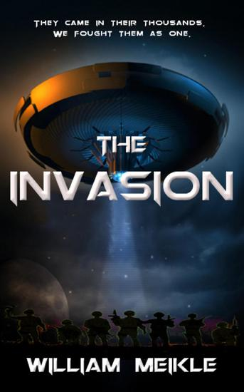 The Invasion - cover