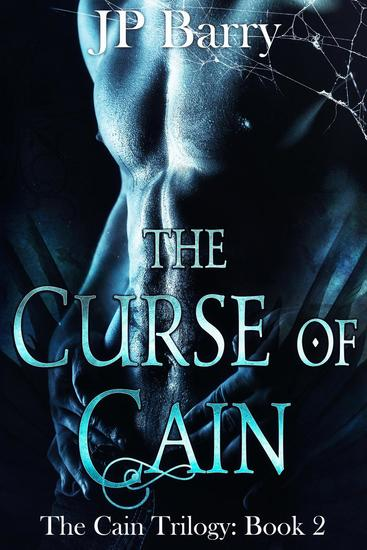 The Curse of Cain - The Cain Trilogy #2 - cover