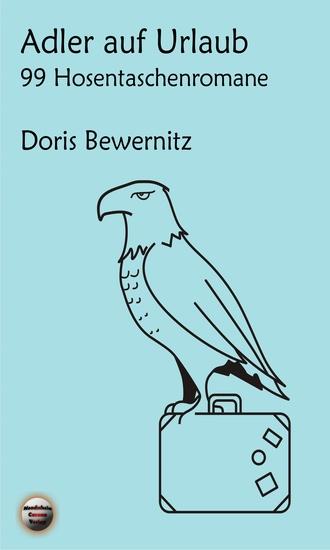 Adler auf Urlaub: 99 Hosentaschenromane II - cover