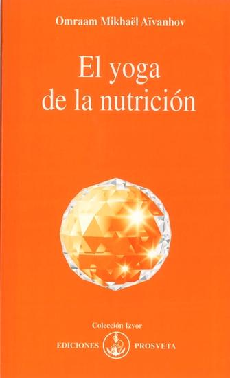 El yoga de la nutrición - cover