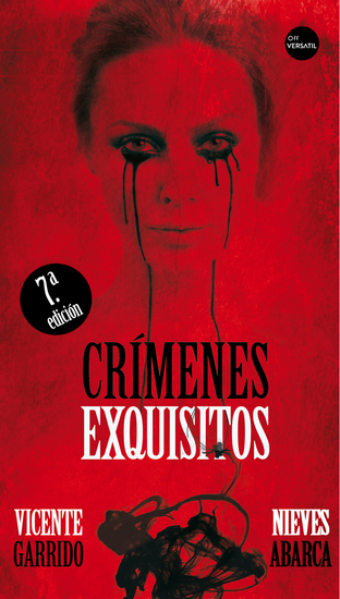 Crímenes exquisitos - cover