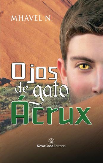 Ojos de gato Ácrux - cover