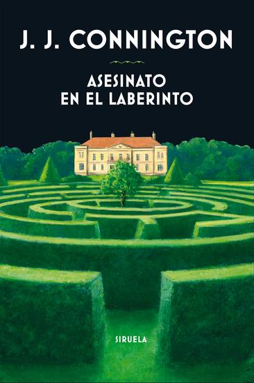 Asesinato en el laberinto - cover