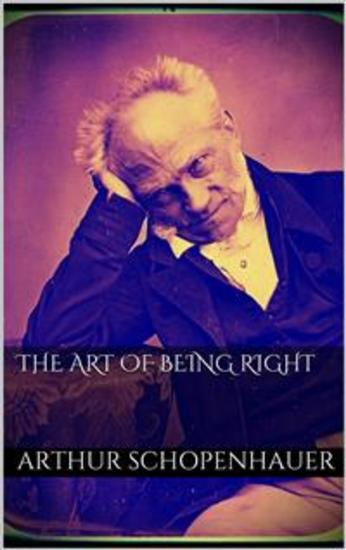 The Art of Being Right - cover