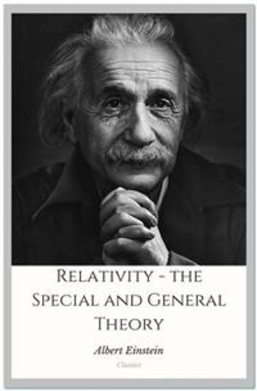 Relativity - the Special and General Theory - cover