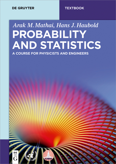 Probability and Statistics - A Course for Physicists and Engineers - cover