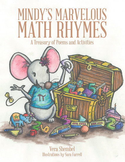 Mindy's Marvelous Math Rhymes - A Treasury of Poems and Activities - cover